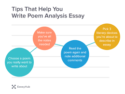tips for writing a poem analysis essay essayhub tips to help write poem analysis essay