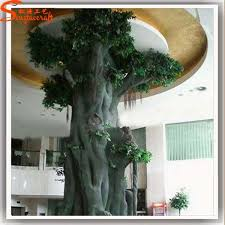 Splendid Artificial Trees For Home Decor Decorating Ideas Gallery Home Decor Trees