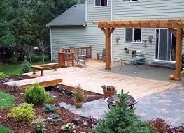landscape patios. Decks And Patios Make Great Outdoor Living Spaces! Landscape