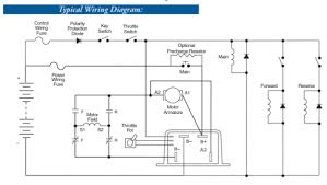 curtis controller and magura twist Curtis Controller Wiring Diagram 4QD Controller Wiring Diagram
