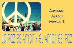 le mas de la. LEMAS PARA EL DA DE LA PAZ Autoras Alba YMaria T Le Mas De La