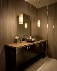 hanging bathroom light fixtures. Hanging Bathroom Light Fixtures Attractive Brushed Nickel Home Ideas Pertaining To 18