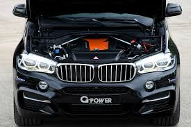 G-Power Finds BMW X6 M50d's Sweet Spot With 455 Diesel-Fueled ...