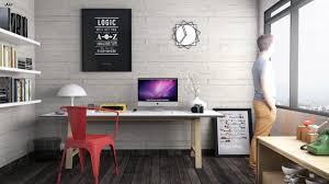 red black home office. Red Black Home Office C