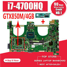 Online Shop <b>Send board</b>+<b>I7</b>-<b>4700HQ GTX850M 4GB</b> N550JK ...