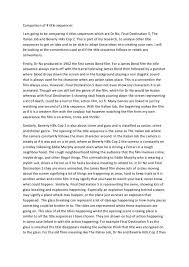 cover letter comparison essay comparison essay template good  cover letter writing comparison essay comparisonof titlesequences phpapp thumbnailcomparison essay