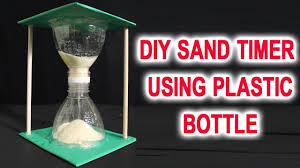 How To Make A One Minute Timer The Perfect 1 Minute Sand Timer Diy Crafts Youtube
