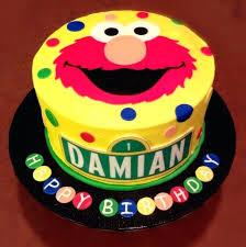 Elmo Cake Ideas 1st Birthday Betseyjohnsonshoesus