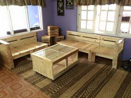 diy living room furniture. Pallet Living Room Furniture Set | 99 Pallets Diy