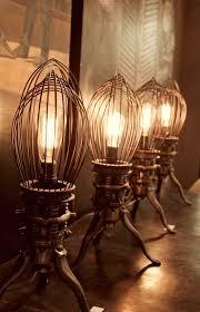 repurposed lighting. Industrial Repurposed Lighting Using Whisks. So Cool. Very Practical. War Of The