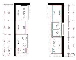 basic kitchen design layouts. Galley Kitchen Designs Layouts Basic Plans Style Layout RTA Design