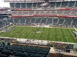 Eagles Seating Chart Lincoln Financial Field Lincoln Financial Field Section 226 Home Of Philadelphia