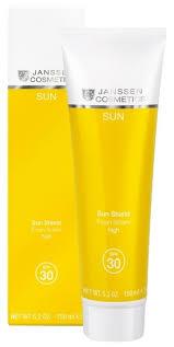 Janssen <b>Солнцезащитная эмульсия для лица</b> и тела SPF 30 ...