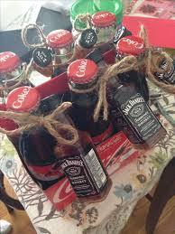 Jack and Coke birthday gift