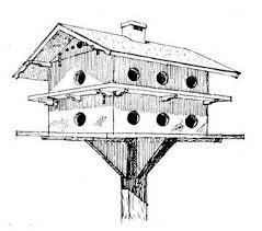 Birdhouse Plans  Bluebird Boxes  Multi Level Martin Homes and     Birdhouse Plans  Bluebird Boxes  Multi Level Martin Homes and MORE
