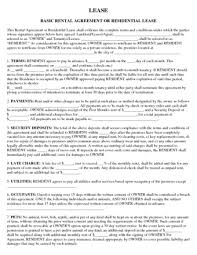 Lease Rent Agreement Format New How To Write A Lease 48 Steps With Pictures WikiHow