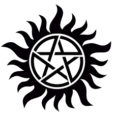 Supernatural Anti-Possession Symbol | Ink | Pinterest | Supernatural ...