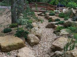 Best 25 Dry riverbed landscaping ideas on Pinterest