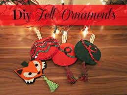 Easy Christmas Felt Crafts Archives  DIYSPINSEasy Christmas Felt Crafts