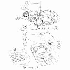 Automatic programming linear garage door opener