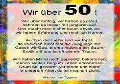 Geburtstagswuensche Zum 50 Frau Lustig 23 Freche Sprüche Zum 50