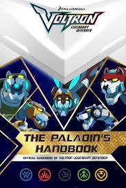 Voltron Legendary Defender Height Chart The Paladins Handbook Vld Voltron Legendary Defender