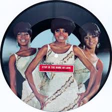 I've known of your your secluded nights i've even seen her maybe once or twice but is her sweet expression worth more than my love and affection? Diana Ross The Supremes Stop In The Name Of Love 1966 Vinyl Discogs