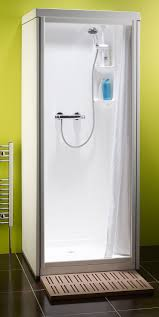 Compact Shower Stall Kubex Kingston Compact Leak Proof Pre Assembled Shower Cubicle