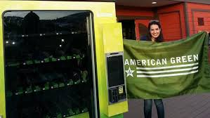 American Green Vending Machine Magnificent Marijuana Vending Machines For Medical Use That Can Be Purchased For