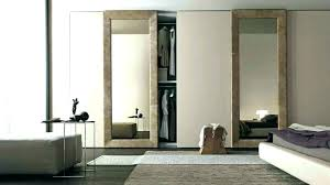 closet doors mirror door mirrors bedroom sliding wardrobe with mirrored interior do