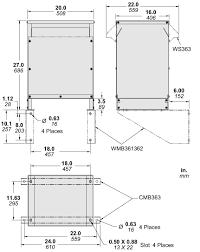Sorgel Transformer Chart Ee30t3h Transformer Dry Type 30kva 480d208y120 Schneider