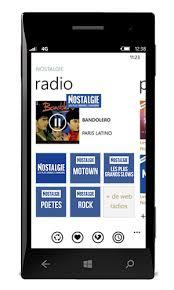 application windows phone gratuite