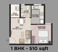 1 Bhk Layout Design 1 Bhk Small House Design The Best Wallpaper Of The Furniture