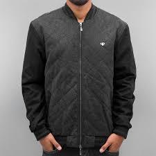 pelle pelle jacket college icon plate in black men pelle pelle cargo shorts desert