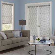 roman blinds on french doors. Fine Roman Shop Roller Shades For French Doors With Roman Blinds On N
