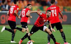 التعادل السلبي يحسم الشوط الأول من مباراة منتخب مصر وإسبانيا