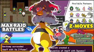 Pokemon Greninja Z Rom Download