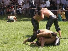 Kırkpınar Yağlı Güreşleri - Vikipedi