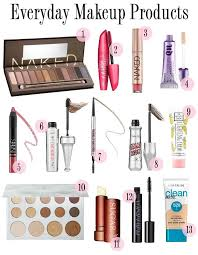 my everyday makeup s for a simple routine that takes no time at all if you re going for a natural or glam look you can achieve both with these