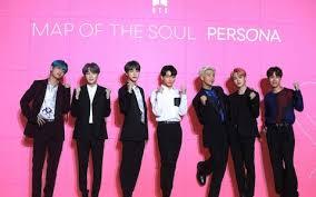 Pop Charts 2019 Korean Pop Sensation Bts Go To Top Of Uk Album Charts