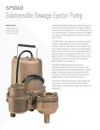 hydromatic submersible sewage ejector pump pages 1 4 text version fliphtml5