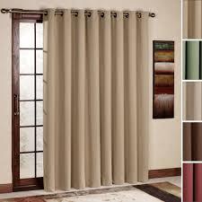 ultimate blackout grommet patio curtain panel