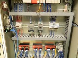 electrical wiring atsi robotics electrical wiring residential wires are clearly labeled making them very easy to read, all components are neat and clean this saves time during testing process and further