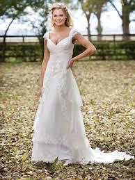 terrific rustic wedding dresses fabulous rustic wedding dresses