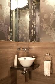 corner pedestal sinks sink powder room contemporary with mirror dimensions kohler veer c