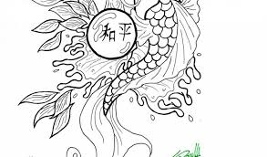 Small Picture Koi fish coloring pages sheets Free Coloring Pages For Kids koi