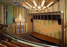 Fox Theater Spokane Wa Seating Chart Martin Woldson Theater At The Fox Walker Construction