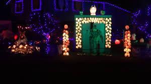 Spooktacular Halloween House -Spooky Scary Skeletons 2017