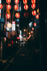 Triple Lights Tokyo Hd Wallpaper Japan Tokyo Japanese Lights Nightlife