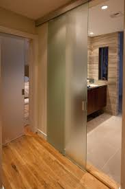 incredible bathroom frosted glass doors decorating razode home